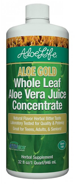 AL-(Aloe Gold) 1qt