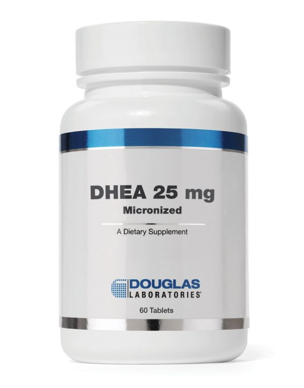 DL-(DHEA 25mg) 60ct