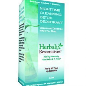 (HX)-Nighttime Cleansing Detox Deodorant
