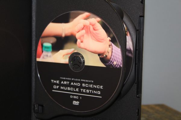 (MD)-The Art and Science of Muscle Testing DVD