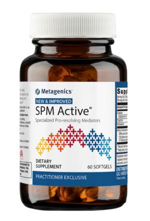 MET-(SPM Active 60 soft gels)