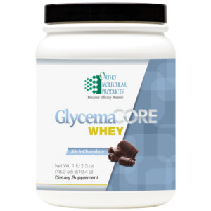 OM-(GlycemaCORe Whey Chocolate)