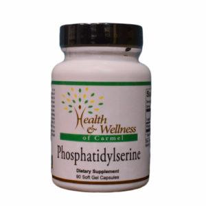 OM-542090 (Phosphatidylserine) 90ct