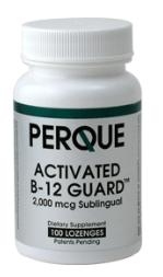 PER-(Activated B12) 100 lozenges