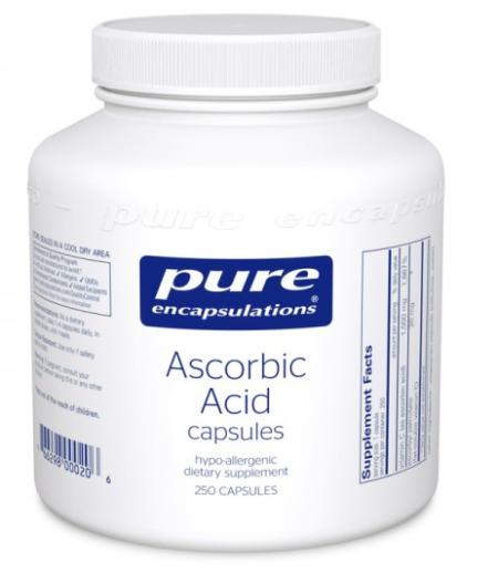 PE-(Ascorbic Acid 1000 mg) 250ct