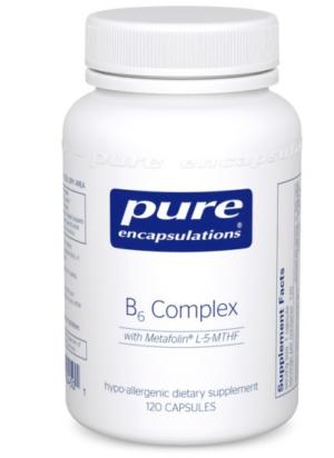 PE-(B6 Complex) 120ct