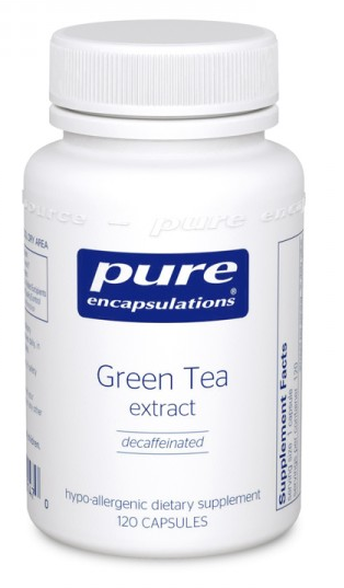PE-(Green Tea Extract) 60ct