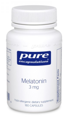 PE-(Melatonin 3mg) 180ct