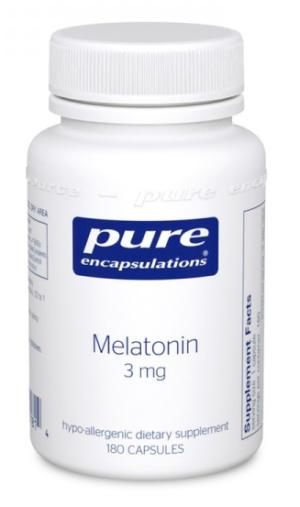 PE-(Melatonin 3mg) 180ct