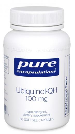 PE-(Ubiquinol 100mg) 60ct