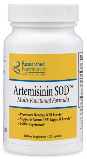 RN-(Artemisiinin SOD) 120ct