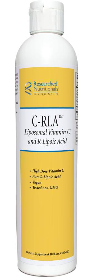 RN-(CRLA Liposomal Vitamin C)