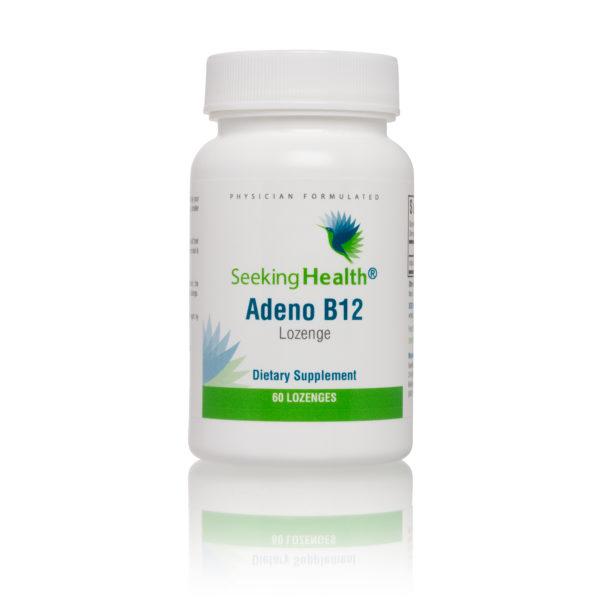 SH-(Adeno B12 Lozenges) 60ct