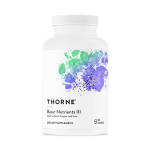 TH-(Basic Nutrients III I/Cfree) 180ct