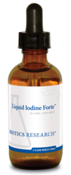 VB-(Liquid Iodine Forte) 2fl oz