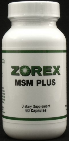 VZ-(MSM Plus) 60ct