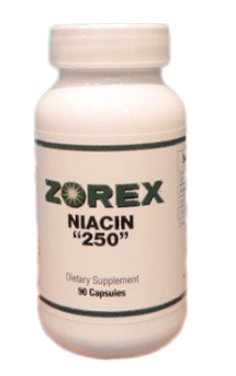 VZ-(Niacin 250) 90ct